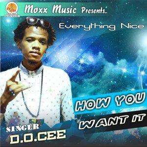 D.O. Cee 歌手頭像