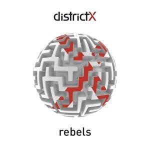 DistrictX 歌手頭像