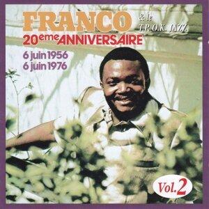 Franco, Le T.P O.K Jazz 歌手頭像