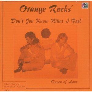Orange Rocks