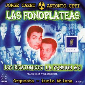 Jorge Cazet, Antonio Ceti 歌手頭像