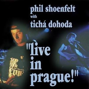 Phil Shoenfelt with Tichá Dohoda 歌手頭像