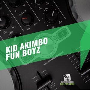 Kid Akimbo 歌手頭像