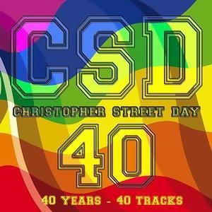 CSD - Christopher Street Day, 40 Years 歌手頭像