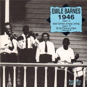 Emile Barnes, Israel Gorman, De De Pierce 歌手頭像