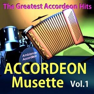 Accordéon Musette 歌手頭像