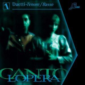 Stefano Secco, Antonia Cifrone, Antonello Gotta, Compagnia d'Opera Italiana 歌手頭像
