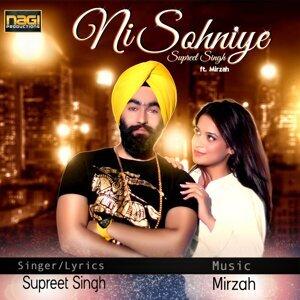 Supreet Singh 歌手頭像