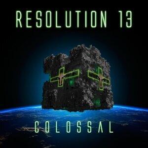 Resolution 13 歌手頭像