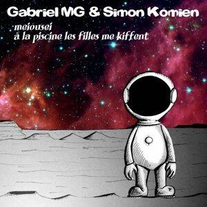 Gabriel MG & Simon Komien 歌手頭像