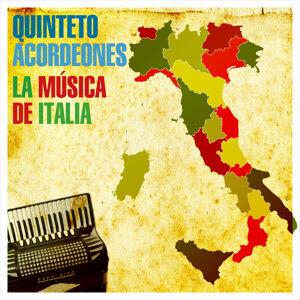 Quinteto Acordeones 歌手頭像