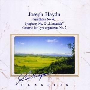 Joseph Haydn: Sinfonie Nr. 46, H-Dur - L´Imperiale, Sinfonie Nr. 53, D-Dur - Konzert für Radleier Nr. 2, D-Dur 歌手頭像