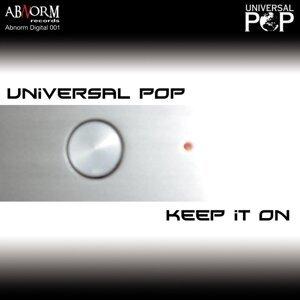 Universal Pop 歌手頭像