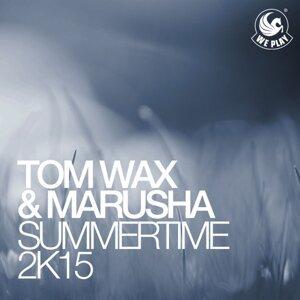 Tom Wax, Marusha 歌手頭像