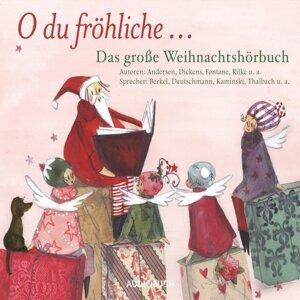 Hans Christian Andersen, Charles Dickens, Theodor Fontane, Rainer Maria Rilke 歌手頭像
