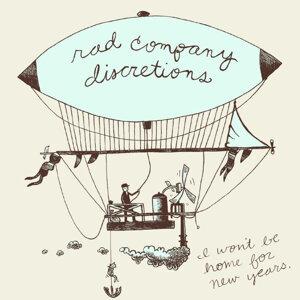 Rad Company, Discretions, Rad Company, Discretions 歌手頭像