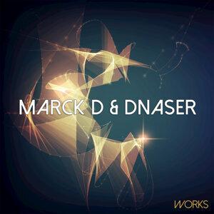 Marck D, Dnaser, Dnaser, Marck D 歌手頭像