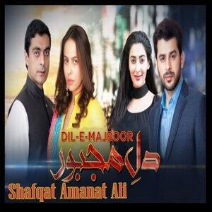 Shafqat Amanat Ali 歌手頭像