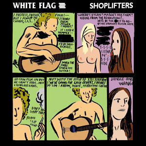White Flag, The Shoplifters, White Flag, The Shoplifters 歌手頭像