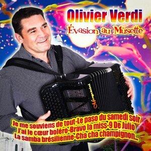 Olivier Verdi 歌手頭像