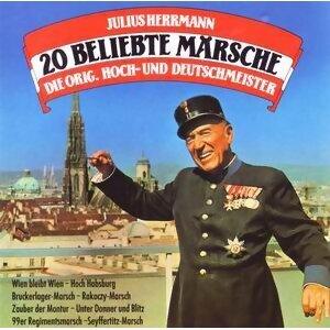 Julius Herrmann, Die Original Hoch- Und Deutschmeister 歌手頭像