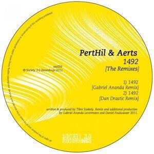 PertHil, Aerts & Tibor Szekely 歌手頭像
