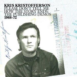 Kris Kristofferson (克利斯克里斯多佛森) 歌手頭像