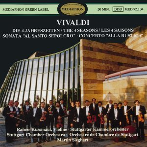 Stuttgart Chamber Orchestra, Martin Sieghart & Rainer Kussmaul 歌手頭像
