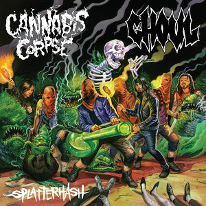 Cannabis Corpse, Ghoul 歌手頭像