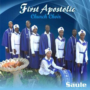 First Apostolic Church Choir 歌手頭像
