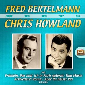 Fred Bertelmann, Chris Howland 歌手頭像