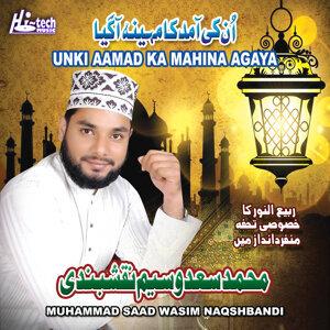 Muhammad Saad Wasim Naqshbandi 歌手頭像
