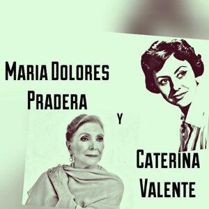 María Dolores Pradera, Caterina Valente 歌手頭像