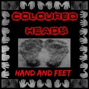 Coloured Heads 歌手頭像