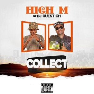 High M 歌手頭像