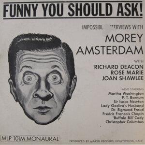 Morey Amsterdam 歌手頭像
