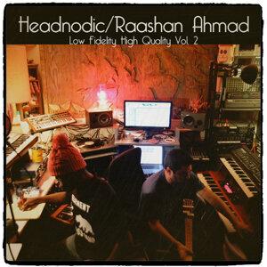Raashan Ahmad, Headnodic 歌手頭像