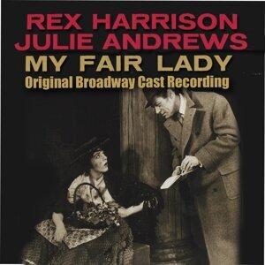Rex harrison & Julie Andrews 歌手頭像