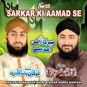 Nisar Ahmed Marfani, Hafiz Furqan Raza Qadri 歌手頭像
