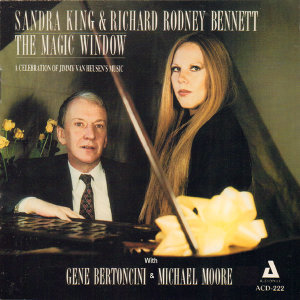 Sandra King, Richard Rodney Bennett 歌手頭像