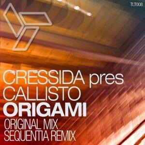 Cressida pres Callisto アーティスト写真