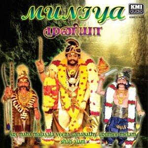 Sri Maha Malayala Veera Ganabathy Urumee Melam アーティスト写真