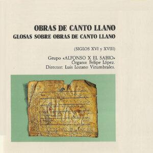 """Grupo """"Alfonso X el Sabio"""" 歌手頭像"""
