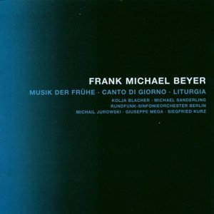 Berlin Radio Symphony Orchestra, Michail Jurowski, Giuseppe Mega, Siegfried Kurz, Kolja Blacher, Michael Sanderling 歌手頭像
