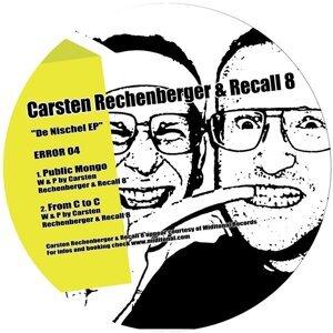 Carsten Rechenberger, Recall8, Queaver, Versis 歌手頭像