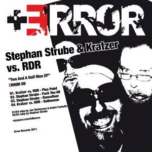 Stephan Strube, Kratzer, RDR 歌手頭像