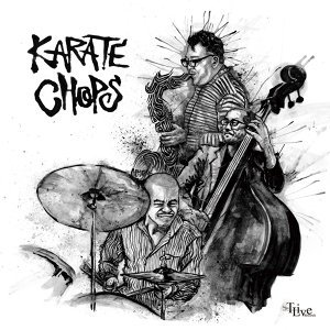 江藤良人 (Karate Chops)