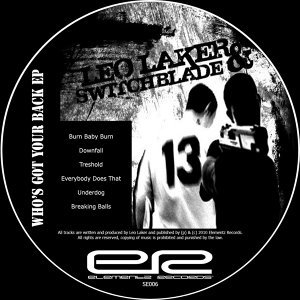 Leo Laker aka Switchblade 歌手頭像