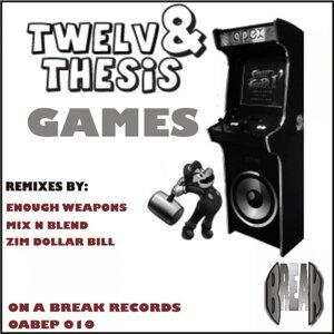 Twelv & Thesis 歌手頭像