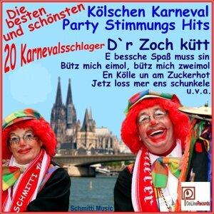 Schmitti with De Fleech, Kölsche Stääne, Kölsche Nachtigall, Der Bürgermeister, DJ Happy Vibes, Yvonne König, KTK & Kölsch Löckchen 歌手頭像